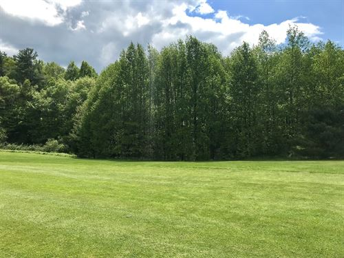 Lot For Sale on Golf Course : Fancy Gap : Carroll County : Virginia