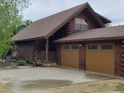 Huge Price Reduction Acreage Log : Anamosa : Jones County : Iowa
