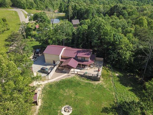 4 Mile Creek Rd, 74 Acres : Coolville : Athens County : Ohio