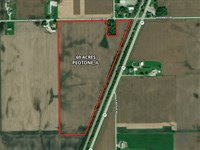 69 Acres Peotone Farm : Peotone : Will County : Illinois