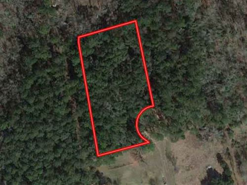 Beautiful Lake Community Lot : Nacogdoches : Texas
