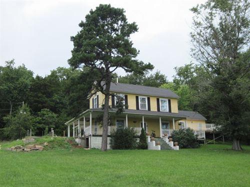 Historic 4 Bedroom 2 Bath Hobby : Salem : Dent County : Missouri