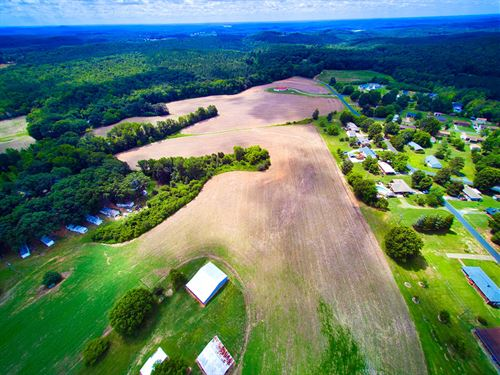 Over 40 Acres in Albemarle NC : Albemarle : Stanly County : North Carolina