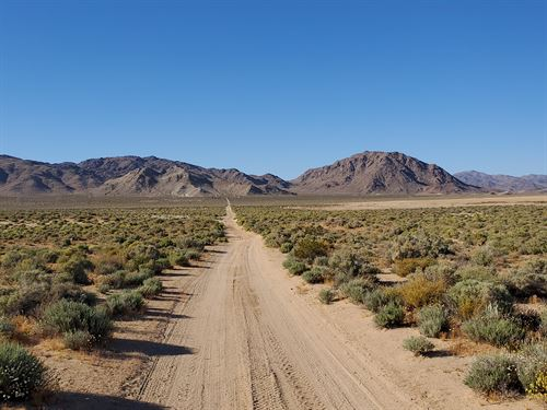 Beautiful Parcel In Cove Area : Lucerne Valley : San Bernardino County : California