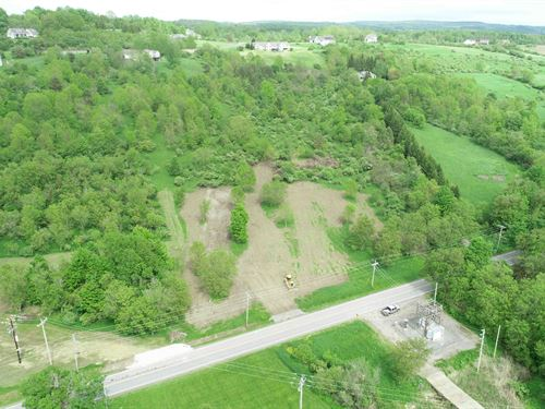 Building Lot South Of The Lake : Cazenovia : Madison County : New York