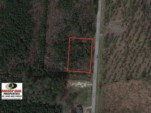 .73 Acres of Residential Land : Rocky Mount : Edgecombe County : North Carolina