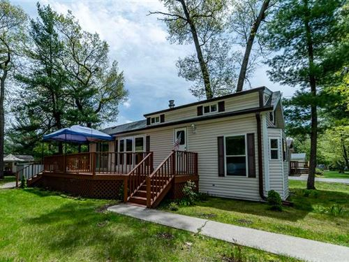 Vacation Home Near Wisconsin Dells : Wisconsin Dells : Sauk County : Wisconsin