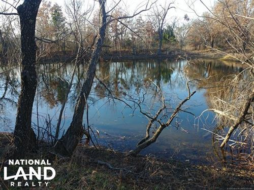 Honey Creek Road Prime Hunting : Okmulgee : Oklahoma