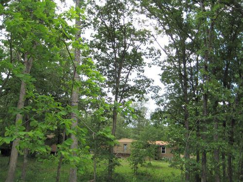 Missouri Land, 8.4 Acres, House : Gravois Mills : Morgan County : Missouri