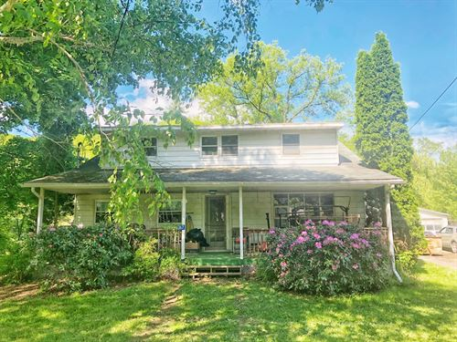 4 Bdr Farmhouse 16+ Acres Tioga : Covington : Tioga County : Pennsylvania