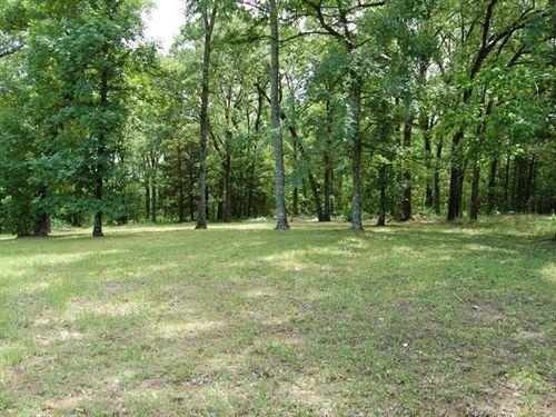 Lake Lot On Richland Chambers Lake : Streetman : Freestone County : Texas