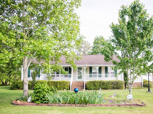 Country Home Views Chowan River : Edenton : Chowan County : North Carolina