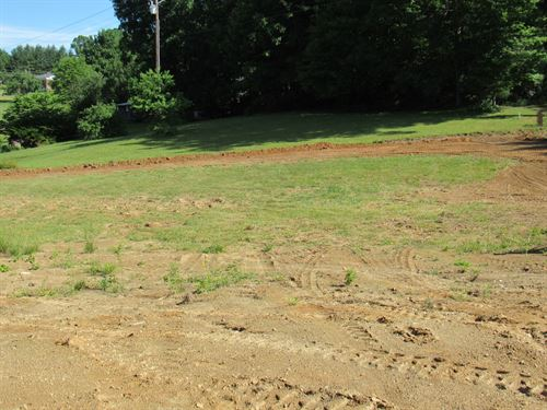 Cleared Building Lot, Well Place : Sparta : Alleghany County : North Carolina