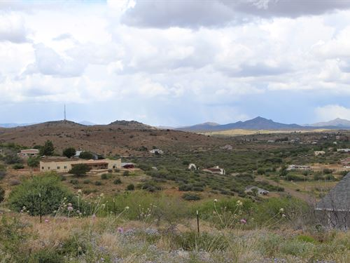 Value Added Home Site Cooler Temps : Cordes Lakes : Yavapai County : Arizona