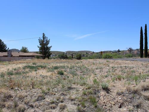 Super Affordable Corner Lot Home : Cordes Lakes : Yavapai County : Arizona