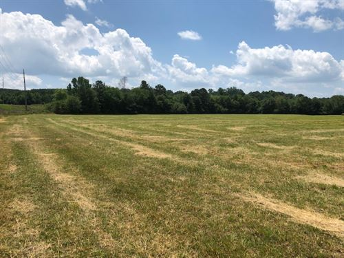 4.49 Acres Zoned R3 Trion Hwy : Lafayette : Walker County : Georgia