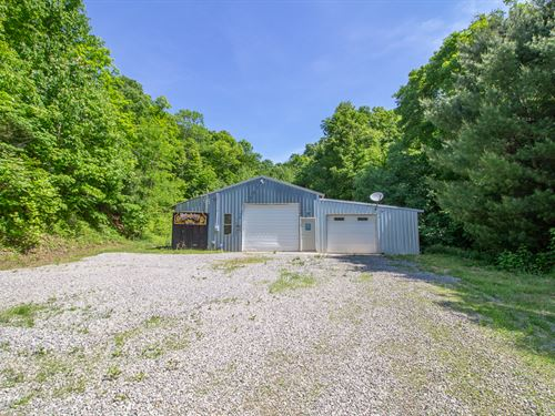 Upper Twin Rd, 181 Acres : South Salem : Ross County : Ohio