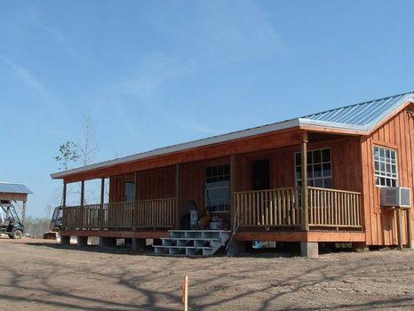 Cabin w/ 132 Acres of Land : Corinth : Bullock County : Alabama