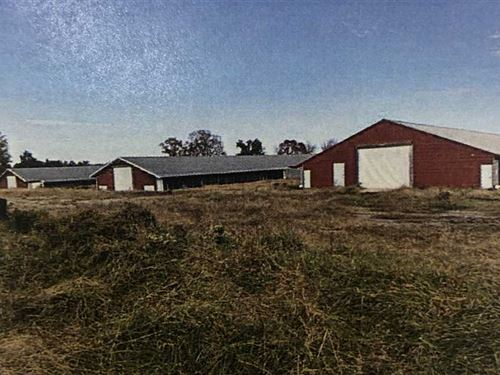 3, 40 by 450'S, Non Poultry House : Floral : Independence County : Arkansas