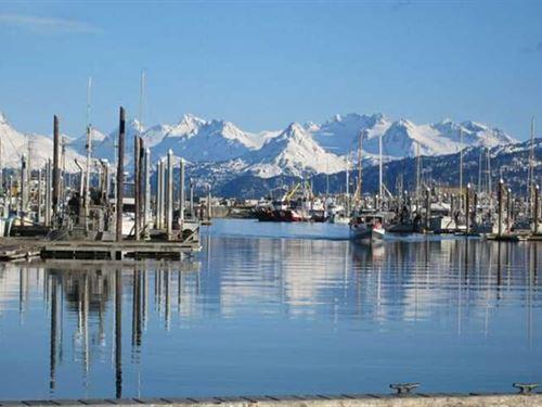 Deal of The Year Now 24 Cap on NE : Homer : Kenai Peninsula Borough : Alaska