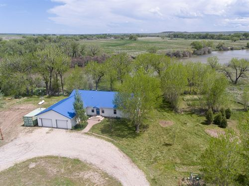Fvh River Property : Glenrock : Converse County : Wyoming