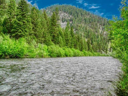 Recreation As Good As It Gets : Philipsburg : Granite County : Montana