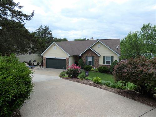 Updated Lakefront Home Hermann, MO : Hermann : Gasconade County : Missouri