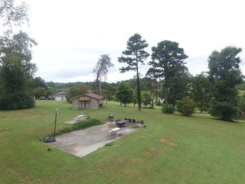 Cherokee Lakefront House Acreage : Bean Station : Grainger County : Tennessee