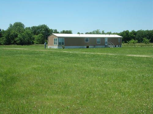 Country Home in Pryor, OK : Pryor : Mayes County : Oklahoma