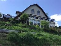 McFall Lake Frontage And Home : Branch : Lake County : Michigan