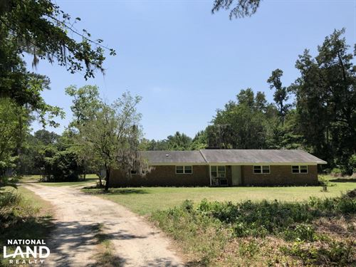 Ridgeland Recreational Farm Estate : Ridgeland : Jasper County : South Carolina