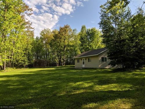 Cabin Woods, Weekend Getaway : Barnum : Carlton County : Minnesota