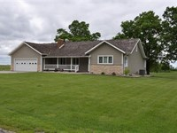 Remarkable Home, Many Updates : King City : Gentry County : Missouri