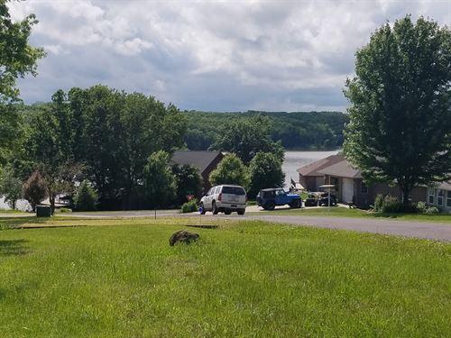 2nd Tier Lot Lake Thunderhead North : Unionville : Putnam County : Missouri