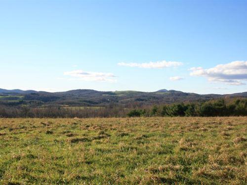 3.94 Acres Sell Meadows Dan : Meadows Of Dan : Patrick County : Virginia