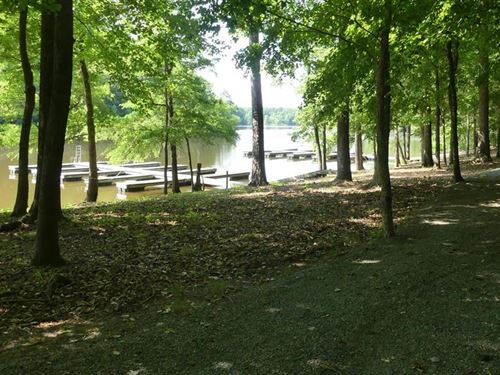 Lake Community Lot Boat Slip Kerr : Bullock : Granville County : North Carolina