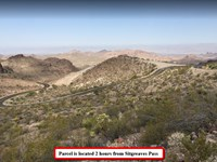 Easy Road Access 10 Acre Land in AZ : Yucca : Mohave County : Arizona