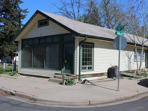 Historic 5th Street Home : Loveland : Larimer County : Colorado