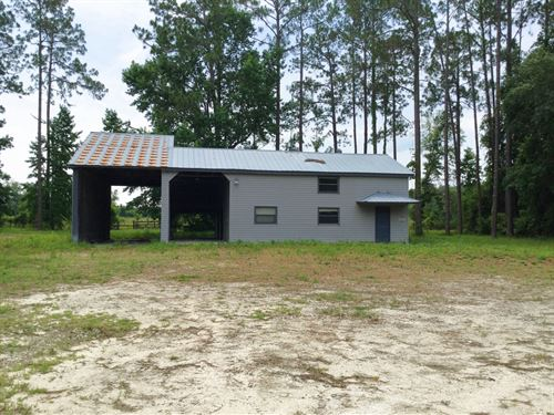 Industrial Land On Paved Road : Lake City : Columbia County : Florida