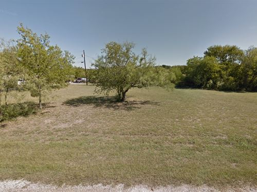 .75 Acres Of A Lifetime Chance : Bridgeport : Wise County : Texas