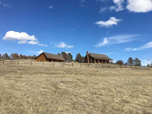 Sheridan County Home And Wildlife : Rushville : Sheridan County : Nebraska
