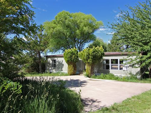 Charming Colorado Farm Property, 3 : Dolores : Montezuma County : Colorado