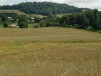 East Tennessee Farm Hawkins County : Rogersville : Hawkins County : Tennessee