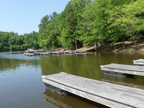 Lake Community Building Lot Kerr : Bullock : Granville County : North Carolina