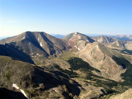 Rocky Mountain High., Colorado, Tx : Blanca : Costilla County : Colorado