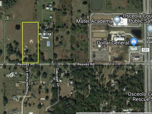 5.03 Acres Of Multi-Family Land : Kissimmee : Osceola County : Florida