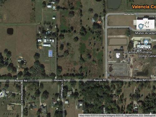 5.05 Acres Of Multi-Family Land : Kissimmee : Osceola County : Florida