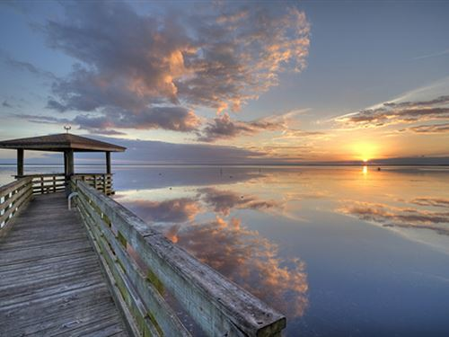 Lake George Fisherman's Paradise : Georgetown : Putnam County : Florida
