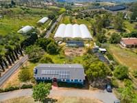 Sustainable Farming Property : Escondido : San Diego County : California
