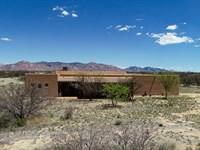 Dragoon Mountain Horse Ranch : Saint David : Cochise County : Arizona